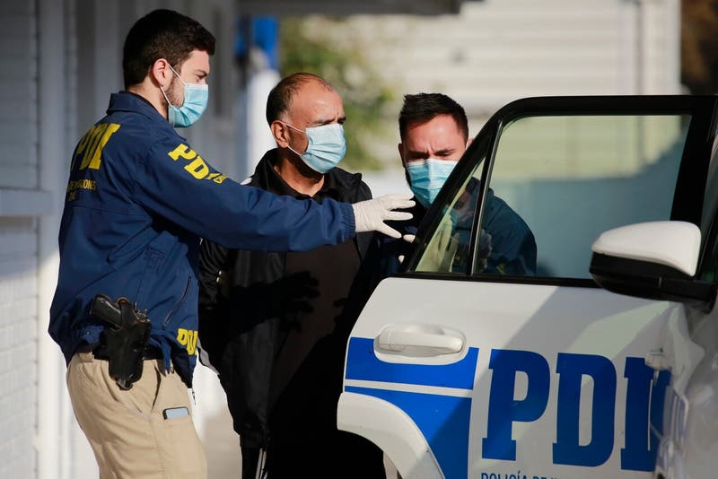 215 detenidos por femicidio frustrado durante la pandemia