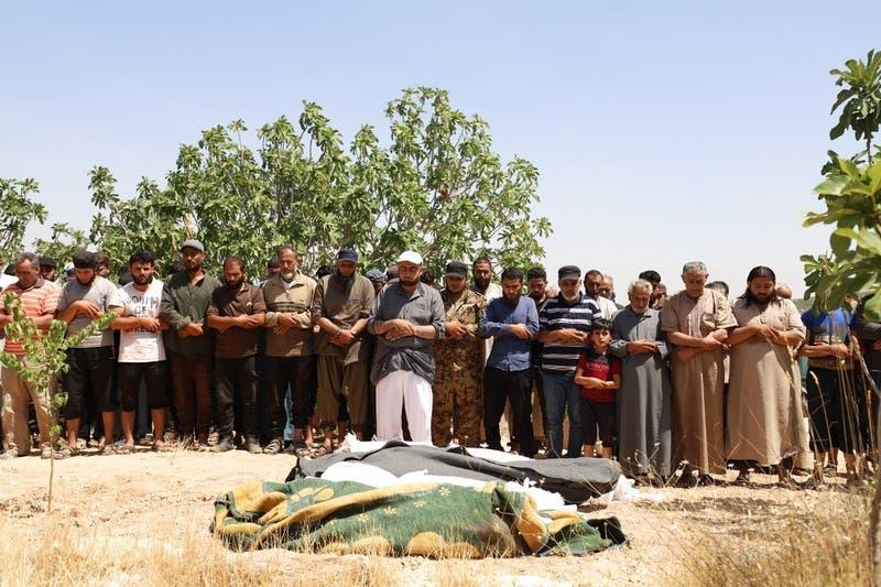 Siete niños muertos en Siria por ataques de fuerzas gubernamentales