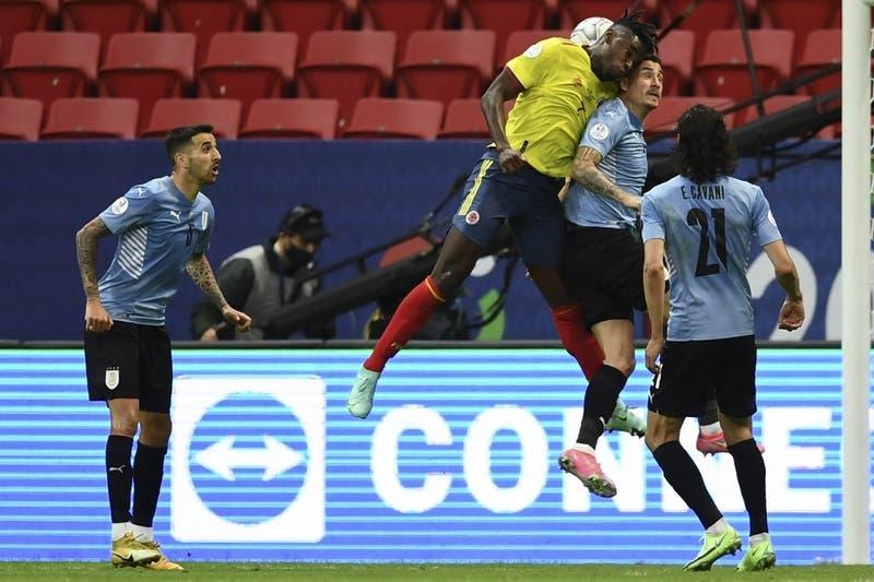 Colomba de Rueda elimina a Uruguay y está en semifinales de Copa América