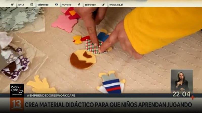 [VIDEO] #CómoLoHizo: Crea material didáctico para que niños aprendan jugando