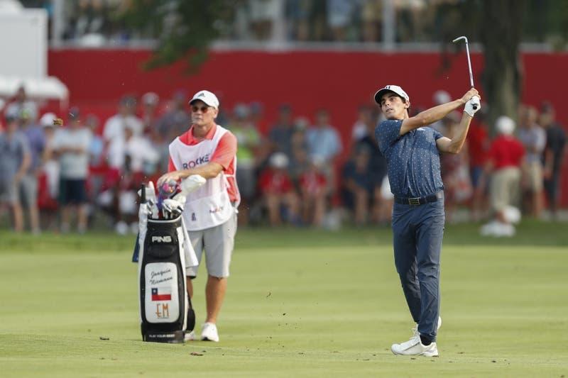 Niemann estuvo a un gran nivel pero finalmente se le escapó el que sería su segundo título en el PGA