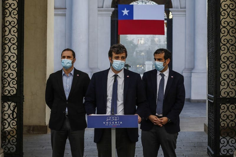 Gobierno a constituyentes: En Chile no existen presos políticos. Hay que respetar las instituciones
