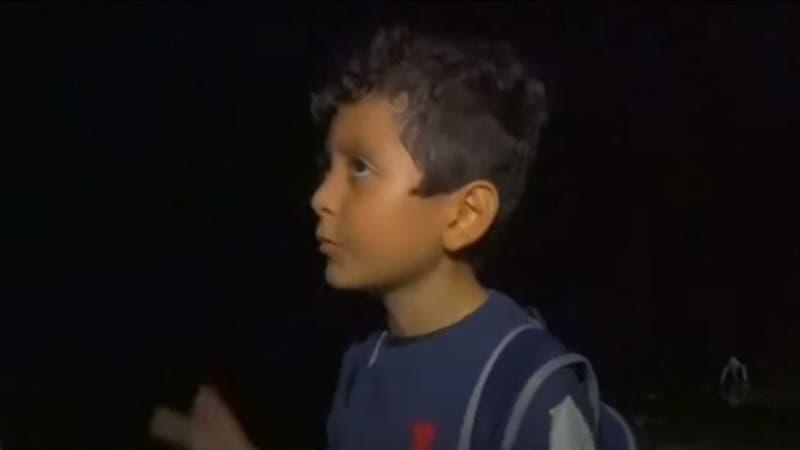 Encuentran a niño de 7 años que cruzó frontera en EE.UU. para encontrarse con un familiar