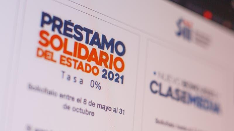 Préstamo Solidario: Revisa cuándo comienzan las postulaciones al pago de julio