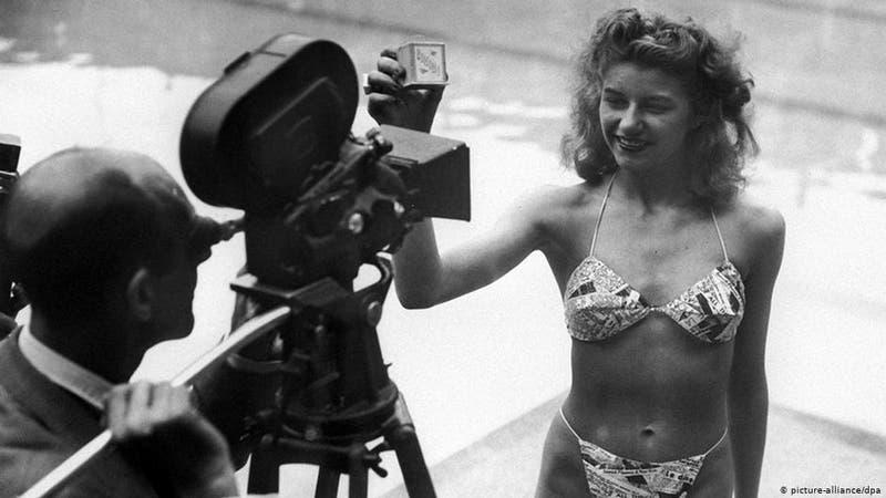 Revolución en la moda: el bikini cumple 75 años