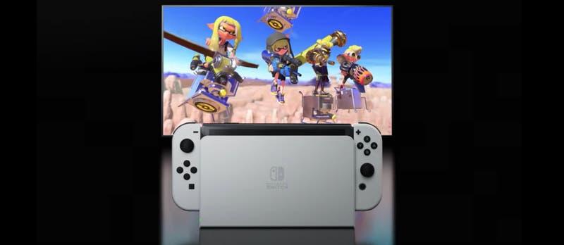 Nintendo presenta Switch OLED: características y precios