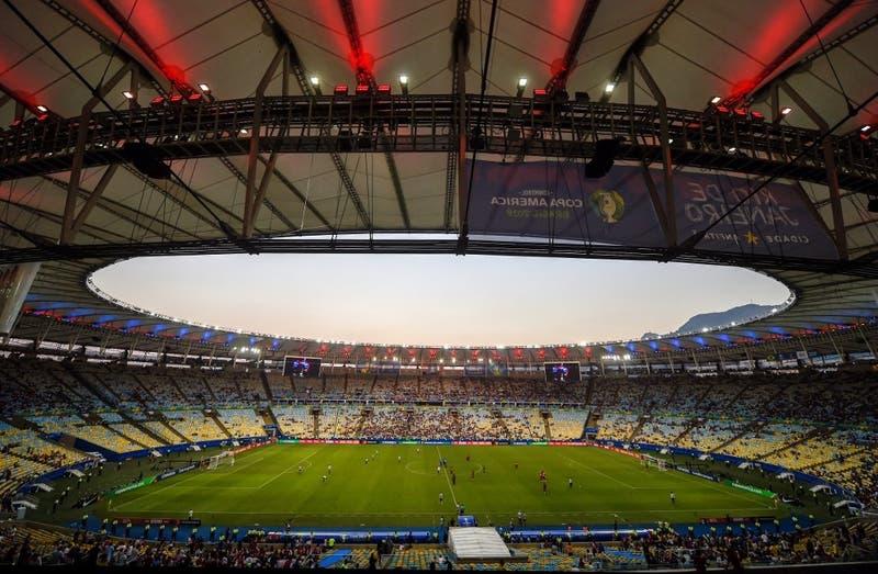 Conmebol busca ampliar aforo para la final de la Copa América 2021