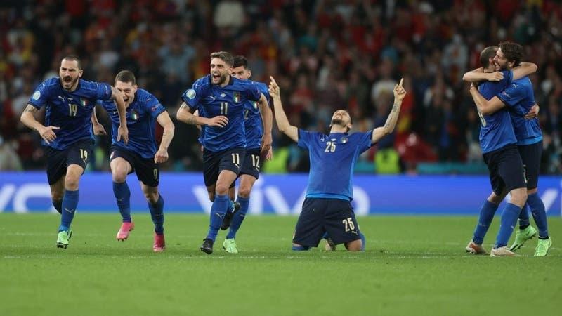 Italia elimina a España en dramática tanda a penales y jugará la final de la Eurocopa 2020