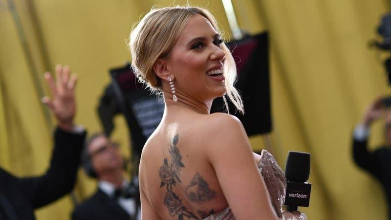Reportan que Scarlett Johansson estaría embarazada