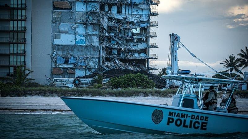 Derrumbe en Miami: Cifra de muertos sube a 36 mientras que Elsa avanza a Florida