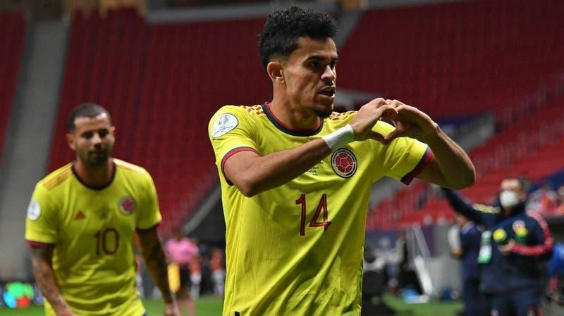 Celebra Reinaldo: El golazo de Colombia con que le empató a Argentina en semifinales