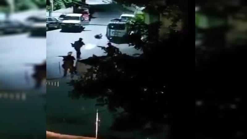 Revelan imágenes de ataque armado al presidente de Haití