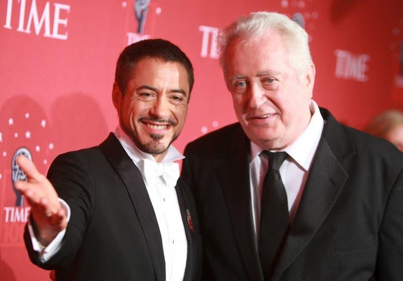 Muere Robert Downey Sr., cineasta, actor y padre Robert Downey Jr.