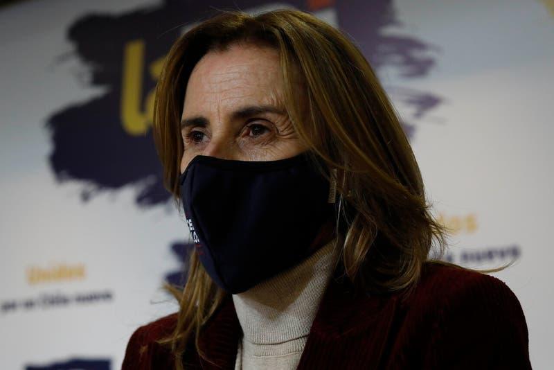 """Marcela Cubillos: """"Vimos una mesa conduciendo la Convención de manera muy arbitraria"""""""