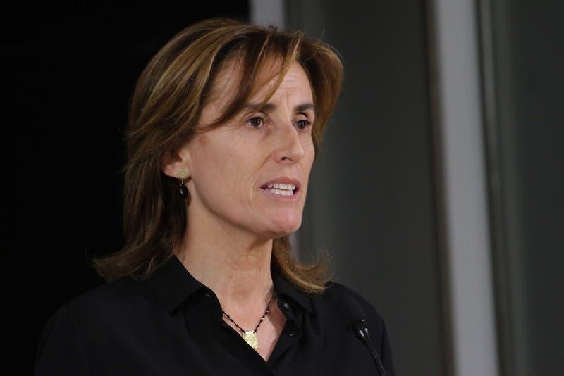 """Marcela Cubillos y Convención Constitucional: Estilo de conducción de la mesa """"es muy preocupante"""""""