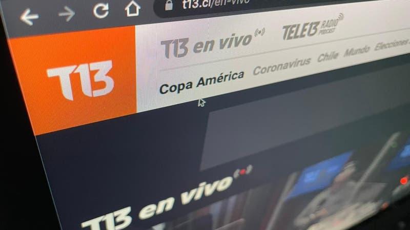T13 en vivo: Sigue aquí la señal de noticias 24/7