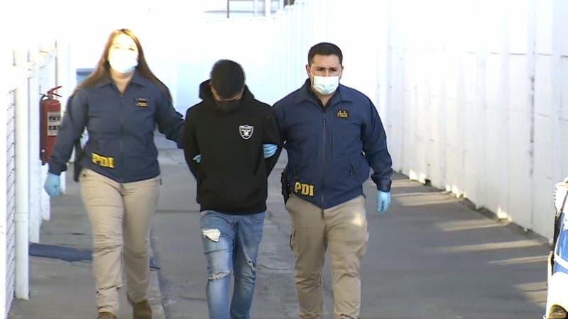 Decretan internación provisoria para adolescente acusado de homicidio en Peñalolén