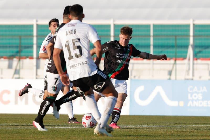 Colo-Colo vence a Palestino y da un paso a semifinales de Copa Chile