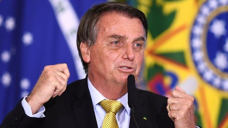 """Jair Bolsonaro: """"Me cago"""" en comisión que investiga compra de vacunas en Brasil"""