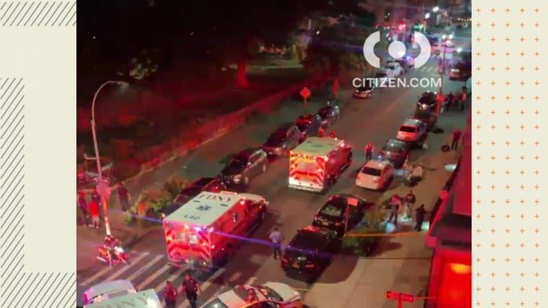 Estados Unidos: Al menos cuatro policías y dos civiles heridos tras tiroteo en Brooklyn, Nueva York