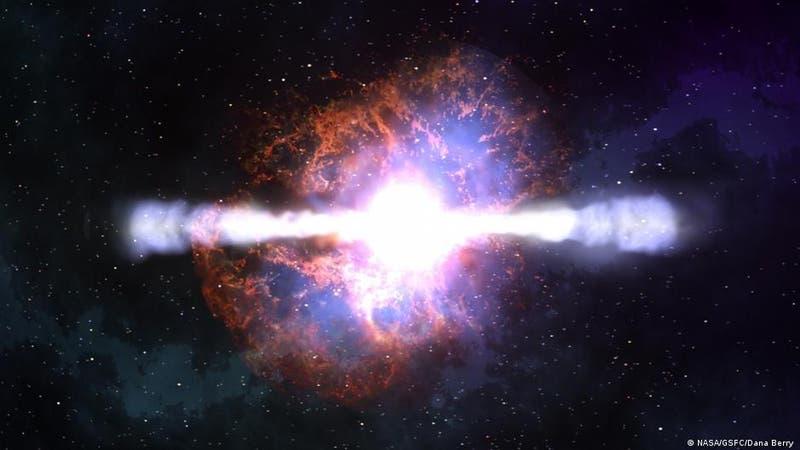 Descubren un nuevo tipo de explosión espacial, 10 veces más energética que una supernova