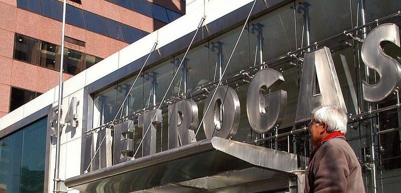 Metrogas afirma que no habrá corte de suministro a sus clientes industriales