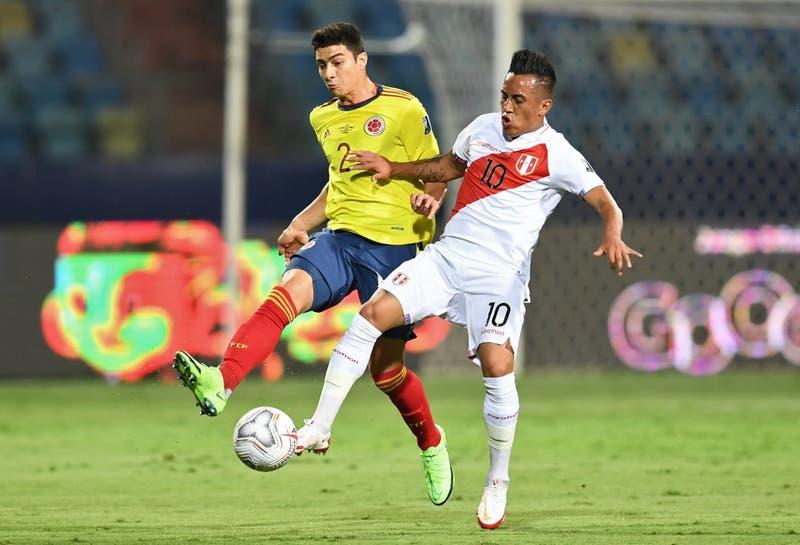 [EN VIVO] Colombia y Perú juegan por el tercer lugar de la Copa América 2021