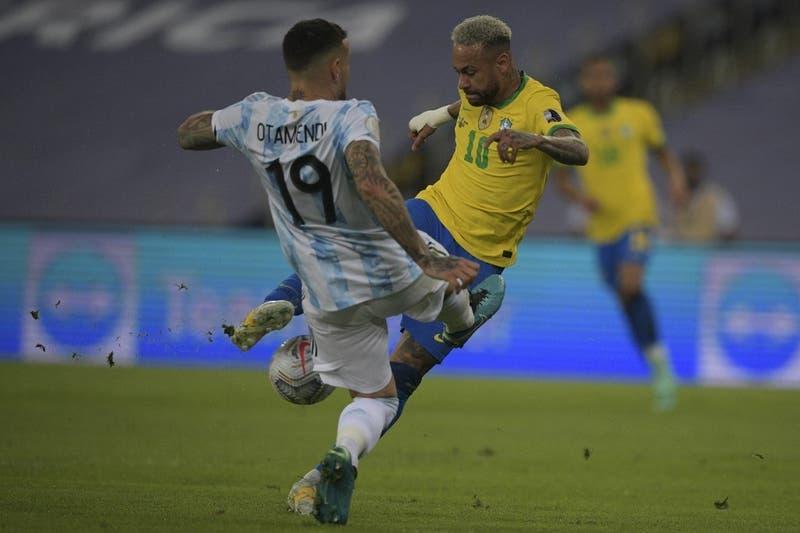 [EN VIVO] No hay goles: Brasil y Argentina están igualando en la final de la Copa América