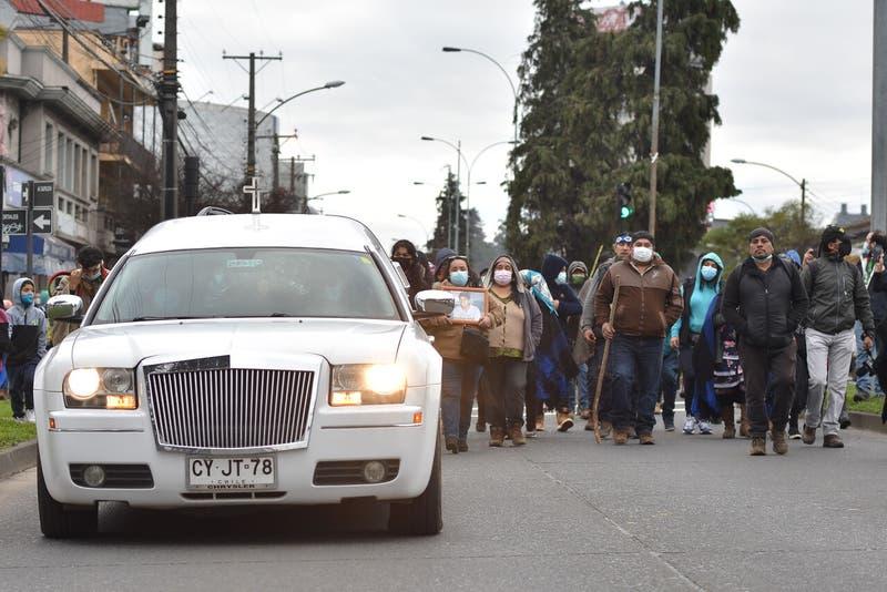"""Constituyentes indígenas exigen """"investigación objetiva"""" por muerte de comunero en Carahue"""