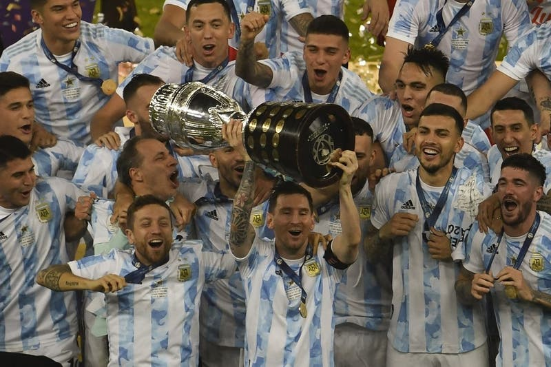 Argentina campeón tras 28 años: gana la Copa América y Messi festeja primer título con Albiceleste