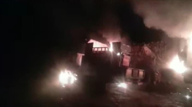 [VIDEO] Violenta noche en La Araucanía: Crece tensión en La Araucanía