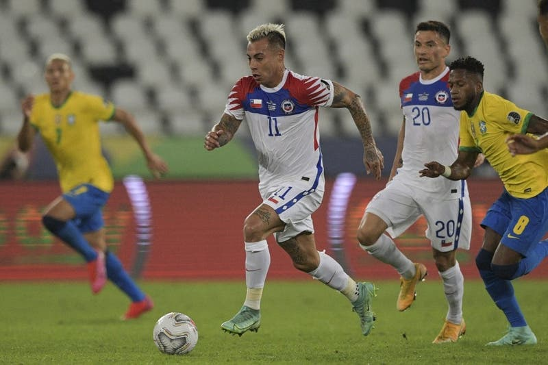 Copa América 2021: Chile termina como el equipo al que le cobraron más fueras de juego