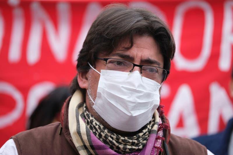Jadue aclara dichos en debate sobre legalización de la cocaína y pasta base