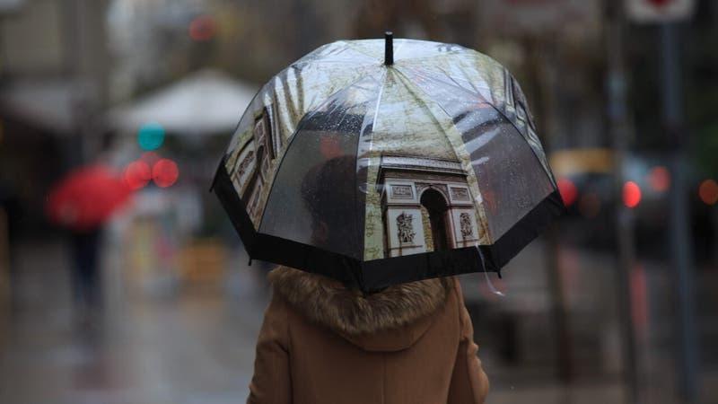 ¿Lloverá en la Región Metropolitana? Revisa el pronóstico del tiempo para esta semana