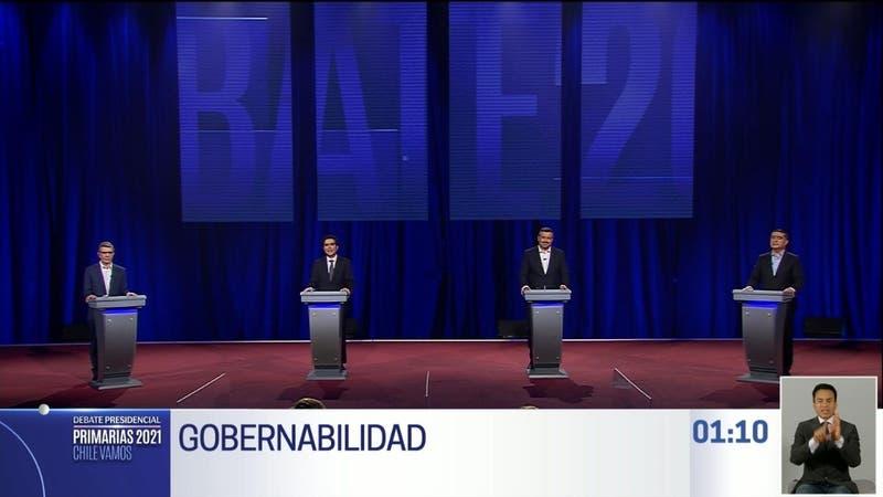 """Candidatos de Chile Vamos acusan """"fracaso"""" en La Araucanía: Lavín y Sichel piden Estado de sitio"""