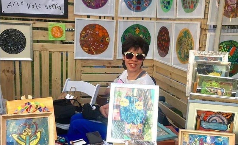 """""""Arte Vale Serra"""": El emprendimiento destacado de la semana en #EmprendedoresWorkCafé"""