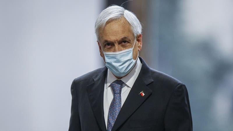 """Piñera: """"No podemos aceptar que la violencia sea la forma en la que se resuelvan los conflictos"""""""