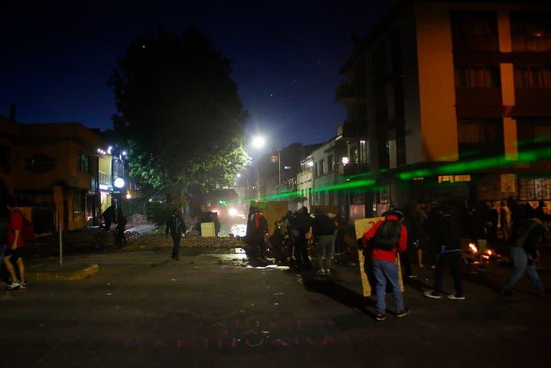 Fiscalía pide 12 años para marino acusado del homicidio de Manuel Rebolledo durante protestas