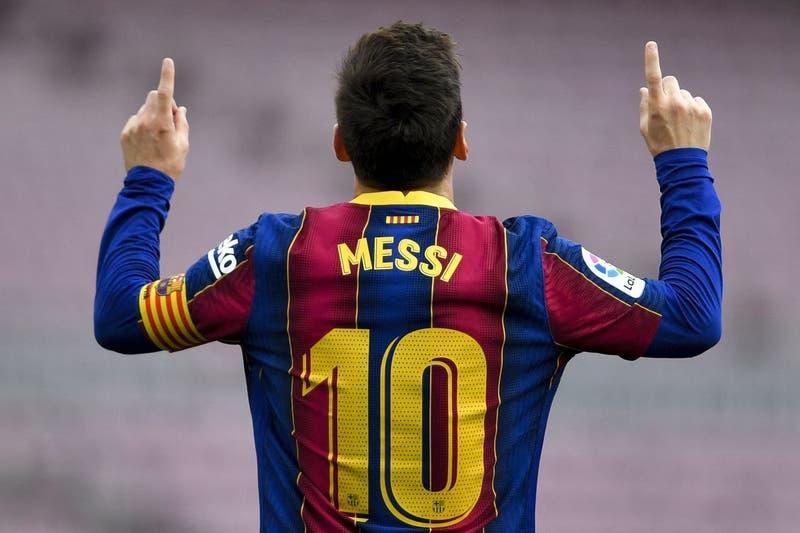 Messi ya decidió su futuro: ganará la mitad de su sueldo