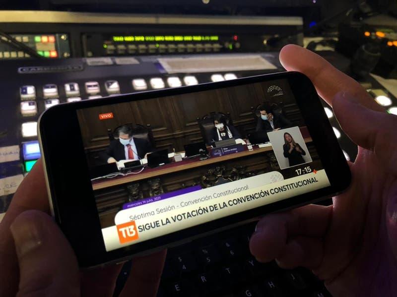 Lo que pasa día a día en la Convención Constitucional: T13 En Vivo transmite todas las sesiones
