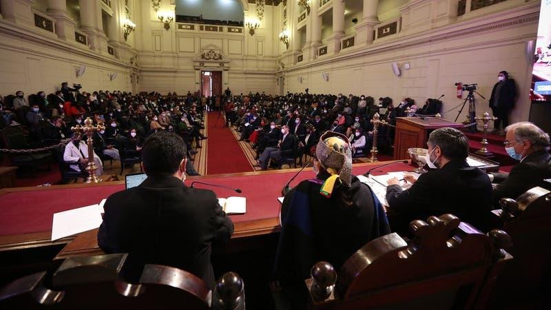 Convención Constitucional aprueba propuesta de la mesa de normas básicas para su funcionamiento