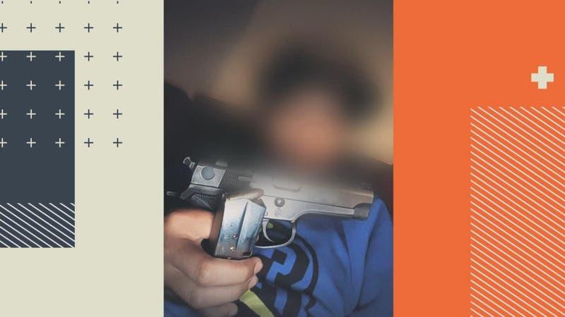 [VIDEO] 49 mil menores de edad condenados en los últimos 5 años por delitos violentos