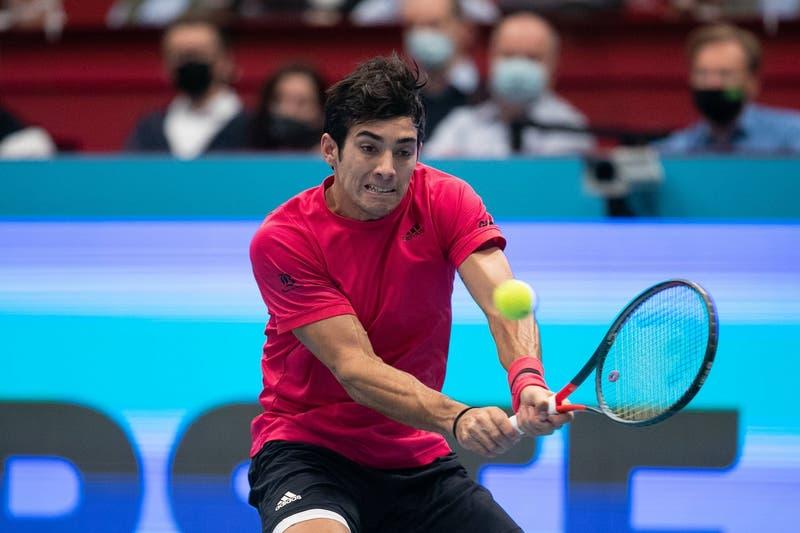 Garin cayó ante el argentina Coria y se despidió del ATP de Bastad