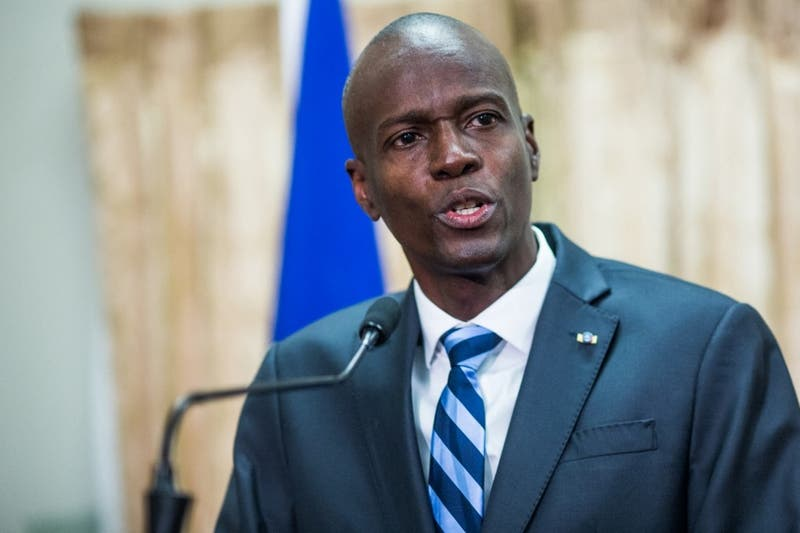 Policía colombiana dice que ex funcionario público de Haití ordenó matar al Presidente Jovenel Moise