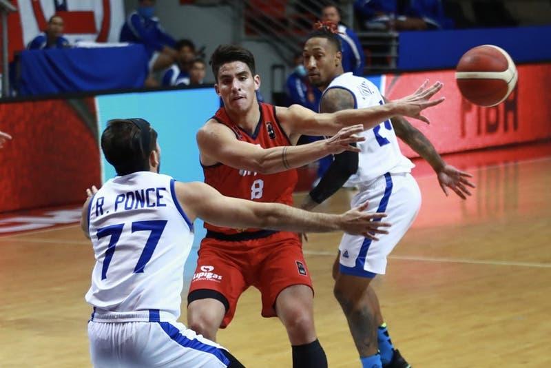 Chile venció a Nicaragua y cerró con canasta limpia su clasificación a Eliminatorias del Mundial