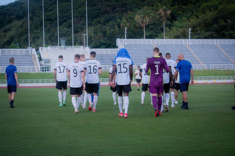 Alemania abandona un partido preolímpico ante Honduras por insultos racistas