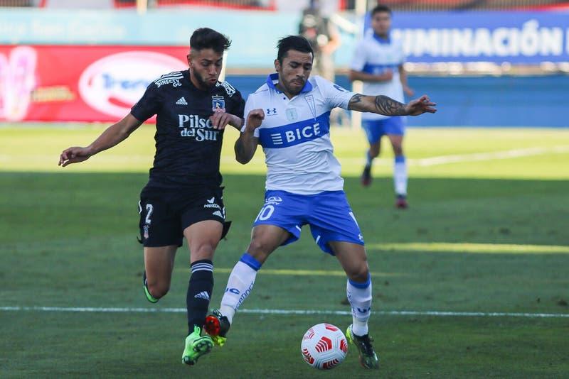 Universidad Católica y Colo Colo reparten puntos y siguen en la parte alta del torneo