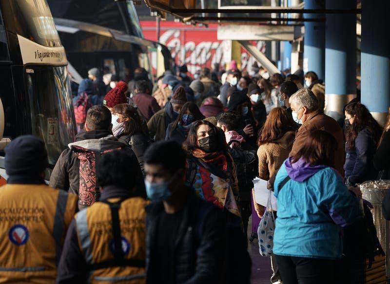 Informe Epidemiológico: Aún hay 18 mil casos activos de Covid-19 en Chile