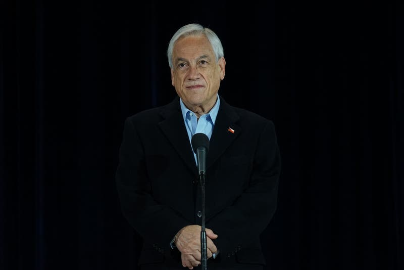 """Presidente Piñera por amenazas a Elisa Loncón: """"Por supuesto que le vamos a dar protección"""""""