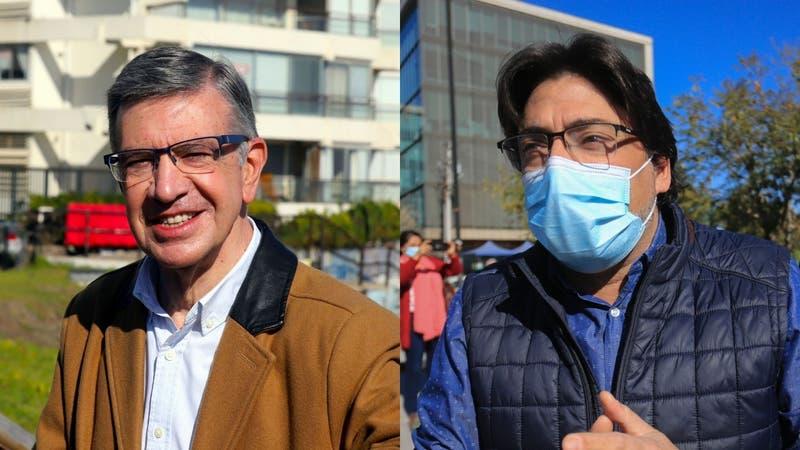 Daniel Jadue y Joaquín Lavín ganan las primarias en Italia, según resultados preliminares